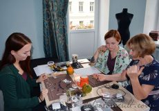 Интересные мастер классы для женщин | мастерская Илоны Пузене