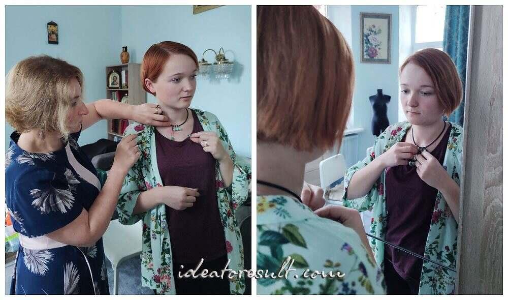 Как сделать бусы своими руками | мастерская Илоны Пузене
