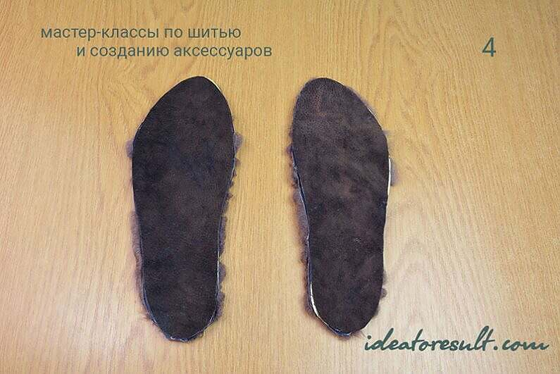 Стельки для обуви своими руками | мастерская Илоны Пузене