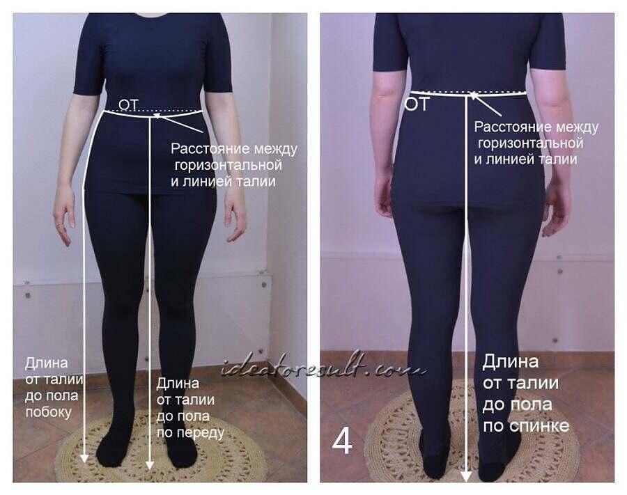 Какие мерки нужны для построения чертежа юбки | Мастерская IdeaToResult