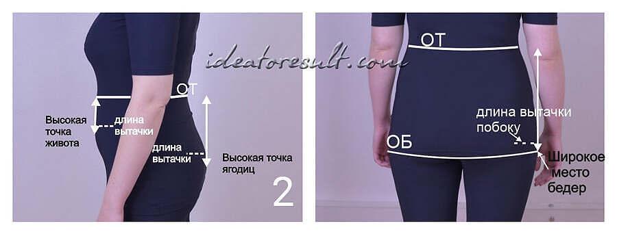 Мерки для юбки | Мастерская IdeaToResult