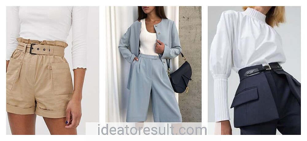 Какая одежда подходит для фигуры перевернутый треугольник | IdeaToResult